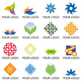 Logo Elements 03 Stock Photo