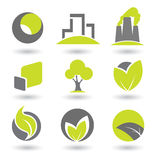 Logo elements Stock Images