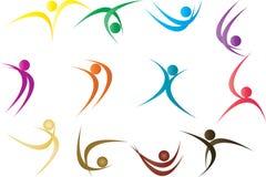 Logo Elements Stock Photo