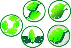 Logo elements 2 Royalty Free Stock Photos