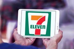 logo 7-Eleven Fotografia Stock