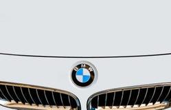 Logo/emblema di BMW immagine stock libera da diritti