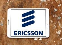 Ericsson logo Royalty Free Stock Images