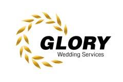 logo för affärsdesign Royaltyfria Bilder