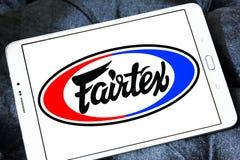 Logo för Fairtex klädmärke Royaltyfria Foton
