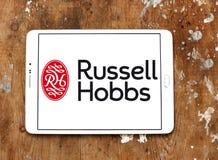 Logo för Russell Hobbs Home anordningföretag Arkivbilder