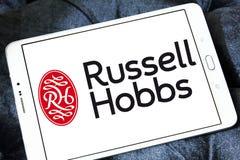 Logo för Russell Hobbs Home anordningföretag Royaltyfri Bild