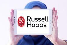 Logo för Russell Hobbs Home anordningföretag Royaltyfri Fotografi