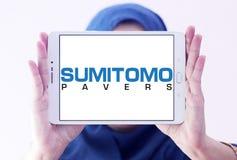 Logo för Sumitomo konstruktionsmaskineri Arkivbild
