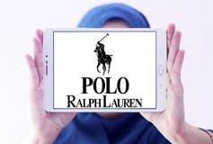 Polo Ralph Lauren logo Royalty Free Stock Photos