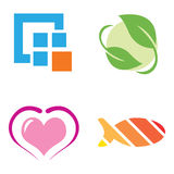 logo firmy Zdjęcie Stock