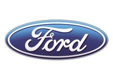 Logo Ford ilustração do vetor