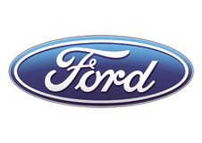 Logo Ford. Car color vector format aviable ai vector illustration
