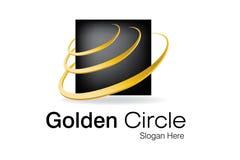 logo för affärsdesign Arkivbilder
