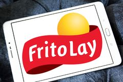 Frito-Lay food company logo Royalty Free Stock Images