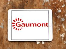 Gaumont Film Company logo Royalty Free Stock Images