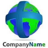 Logo Globo Stock Image