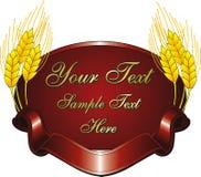 Logo grain vector illustration