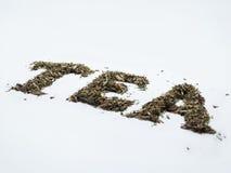 logo herbata Zdjęcie Stock