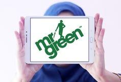 Logo Herrn Green Firmen Lizenzfreies Stockbild