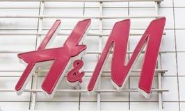 Logo hm Stock Photos