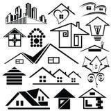 Logo Homes. Set1.