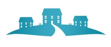 Logo of house Stock Photos