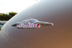 Logo hydra-matic dell'azionamento di Oldsmobile Fotografia Stock Libera da Diritti