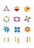 logo icon Stock Image