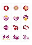 Logo icon Stock Photos