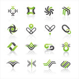logo icon Royalty Free Stock Images
