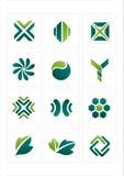 Logo icon Stock Photo