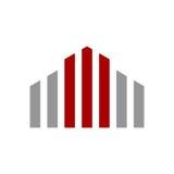 Logo, Icon design element, company name Stock Photography