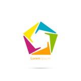 Logo icon Royalty Free Stock Photography