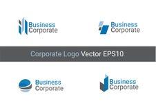 Logo Identity Vetora incorporado Foto de Stock Royalty Free