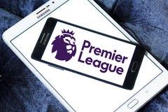 Logo inglese della Premier League fotografia stock libera da diritti