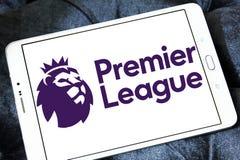 Logo inglese della Premier League fotografia stock