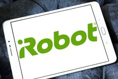 IRobot Corporation logo Royalty Free Stock Photos
