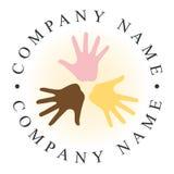 logo jedność Obrazy Stock