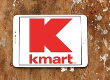 Kmart store chain logo Stock Images