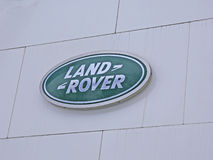 Logo Land Rover Stock Photos