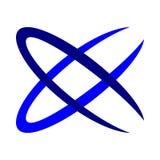 Logo Letter simples X no formato do vetor e pode editável Fotos de Stock Royalty Free