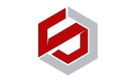 Logo Letter SU Royalty Free Stock Photos