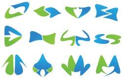 Logo logos Royalty Free Stock Photography