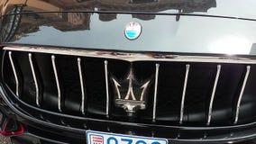 Logo Maserati archivi video