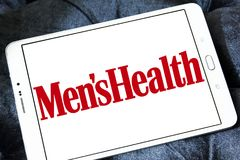 Men`s Health magazine brand logo
