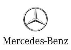 Logo Mercedes Benz ilustração stock