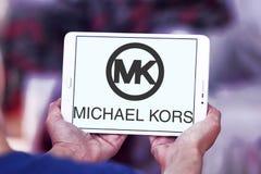 Michael Kors brand logo Stock Photos