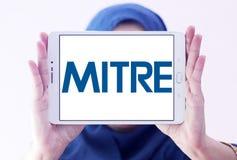 Mitre Corporation logo Royalty Free Stock Photos