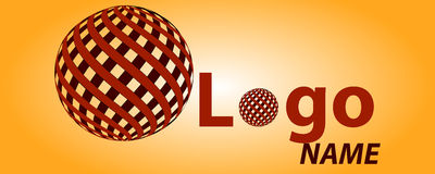 Logo Name Royalty Free Stock Photo